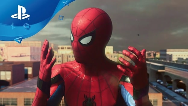 Best Ps4 VR Games spiderman homecoming pic 2