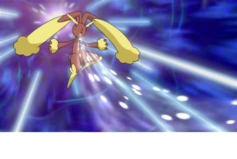 Lopunny strength weakness