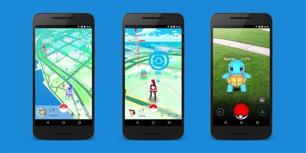 Pokemon Go app Vmos not working