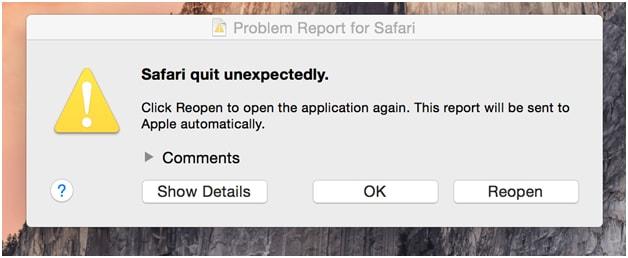 Safari lädt keine websites 4