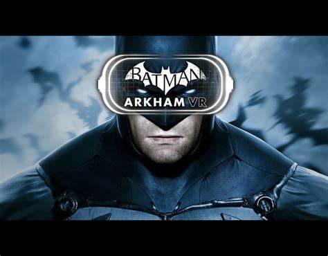 best PlayStation VR games batman arkham pic 2
