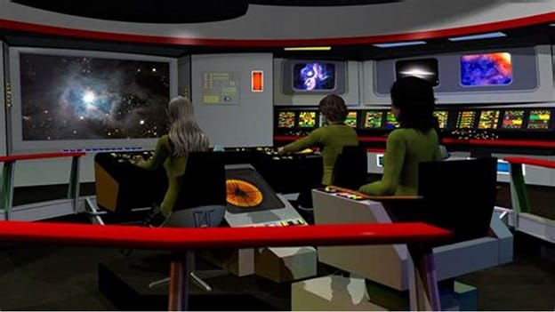 best PlayStation VR games star trek bridge crew pic 5