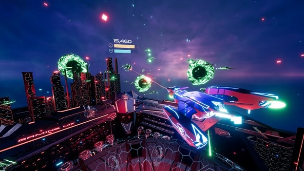 best free VR games msi electric city core assault city pic 3