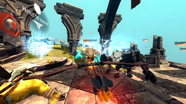 best free VR games trickster pic 1