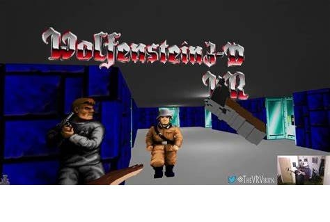 best free VR games wolfenstein pic 2