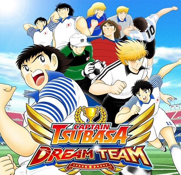 captain tsubasa dream team banner