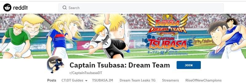 captain tsubasa dream team reddit