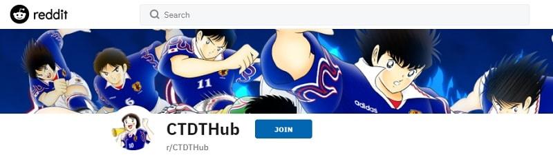 cdtd hub reddit group