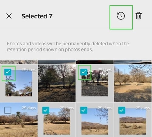 Recover Videos on Android