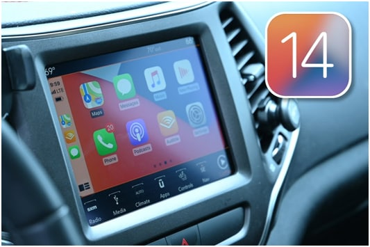 iOS-carplay funktioniert nicht 5