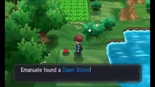 pokemon emerald dawn stone