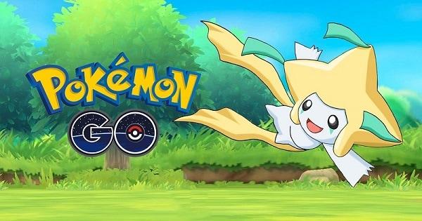 Pokémon Go Jirachi Quest Banner