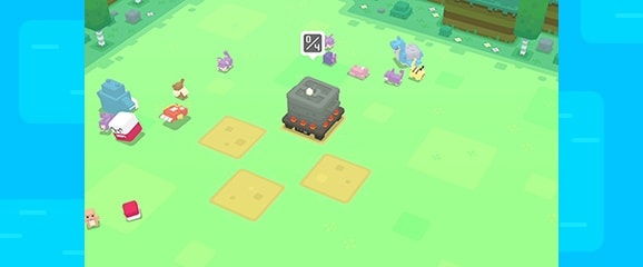 pokemon quest new pokemons