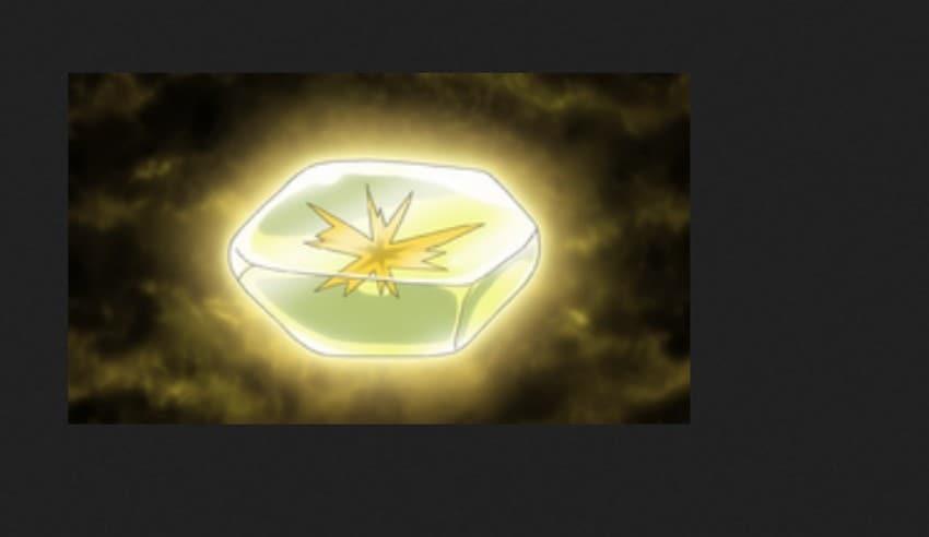 shiny stone Pokémon