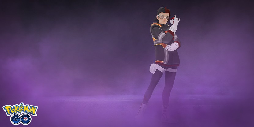 Arlo, the third member of Team Rocket Go