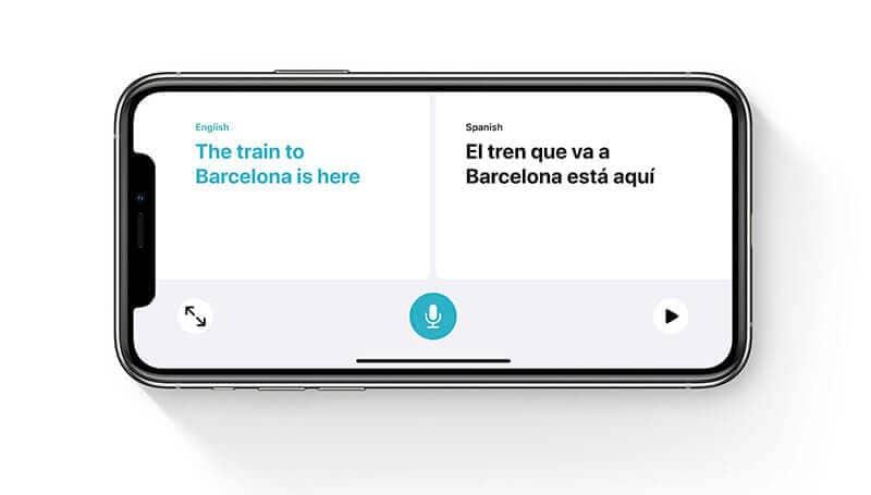 ios 14 translation app