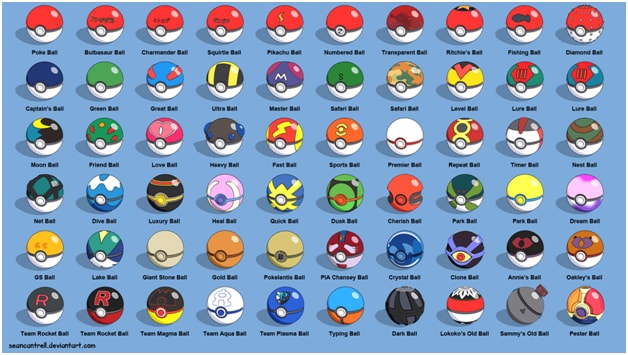 Legendary pokemon 5