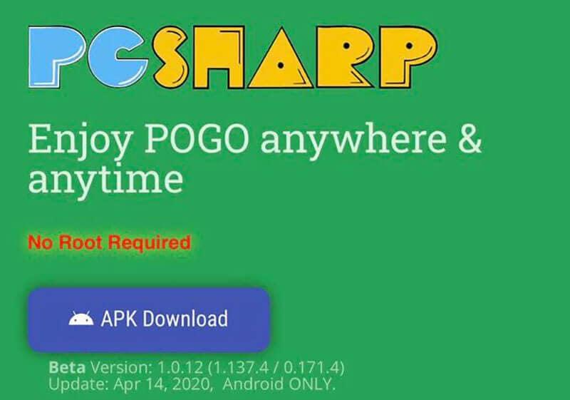pgsharp app