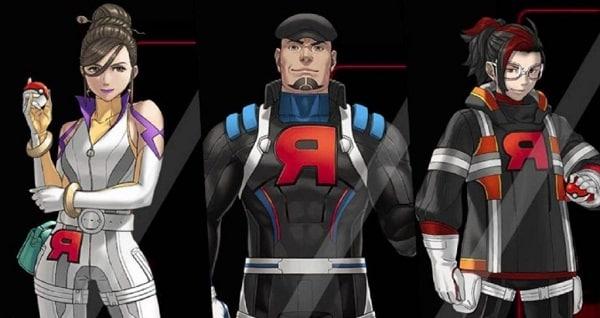 team rocket in pokemon