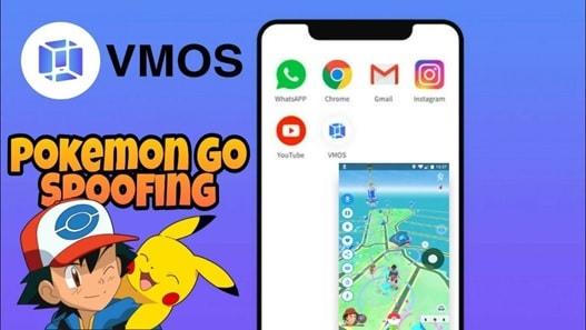vmos pokemon Go not working
