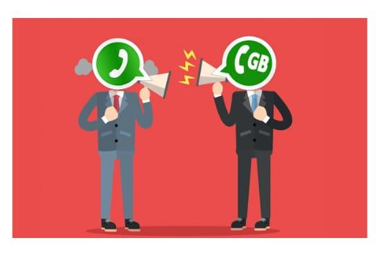 whatsapp vs gbwhatsapp