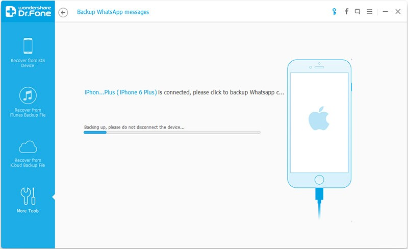 نسخ احتياطي لرسائل تطبيق واتس آب