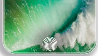 Tips and tricks about iPhone 8-Touch ID on the OLED screen
