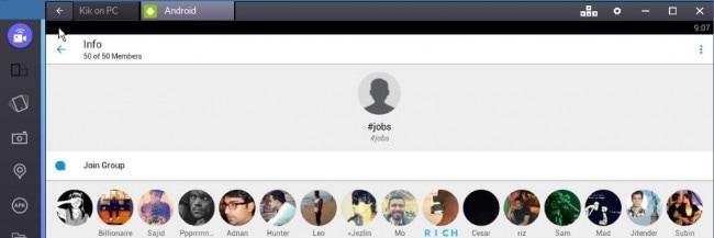 Kik chat groups - Wirkin Jobs