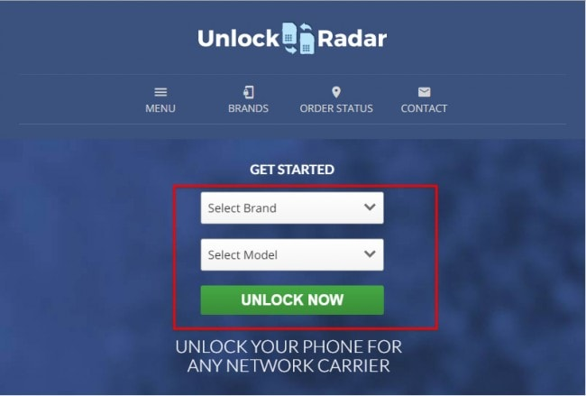 SIM network unlock pin