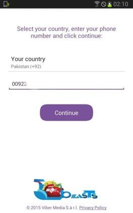 hoe Viber te gebruiken zonder telefoonnummer