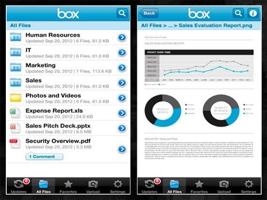 android backup app box