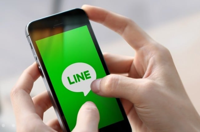 back-up individuele line chats