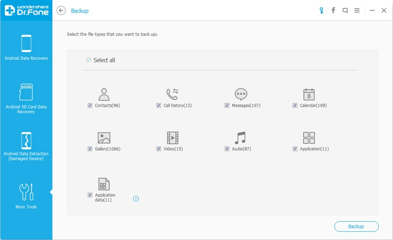 android photo backup restore