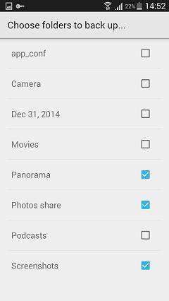 automatically backup android photos with google+