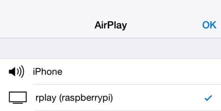 airplay iphone zonder apple tv