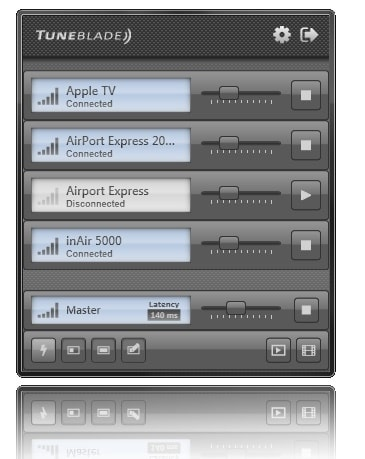 airplay for windows-Tuneblade