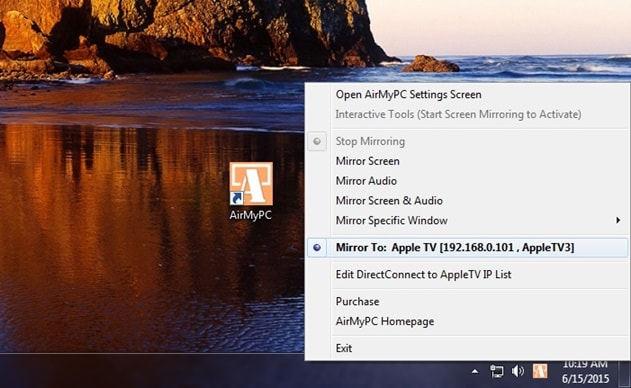 airplay for windows-AirMyPC for Windows