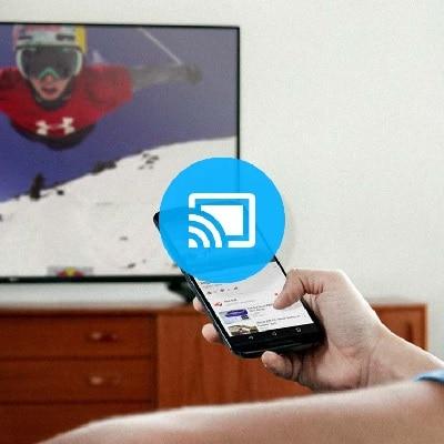 use chromecast to mirror ipad screen