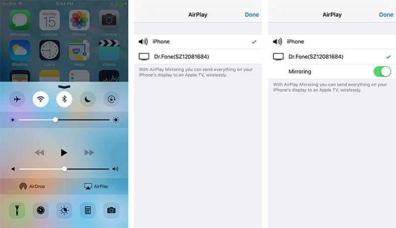 ios screen recorder to mirror ipad screen