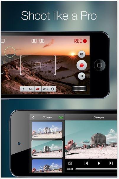 Video Recorder App - VideonVideon