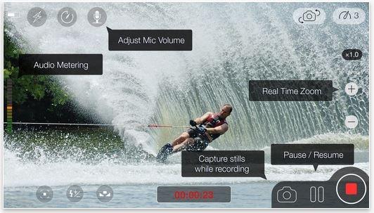 Video Recorder App - Movie Pro