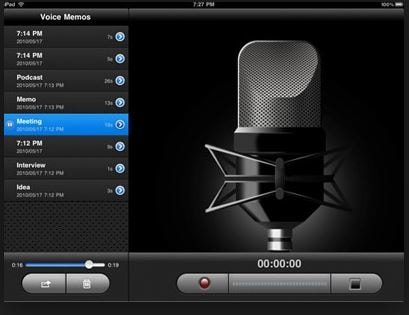 Voice Recorder App - Voice Recorder HD