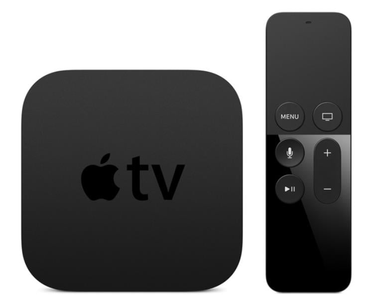 roku 4 ضد apple tv