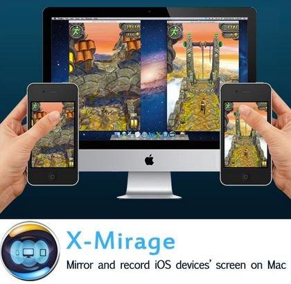 Game Recorder App - X-Mirage