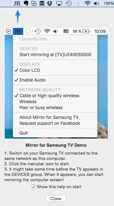 airbeam tv