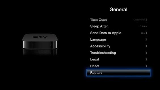 اصلاح الشاشة السوداء اثناء العرض المزدوج على Apple TV