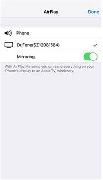 iOS gameplay recording
