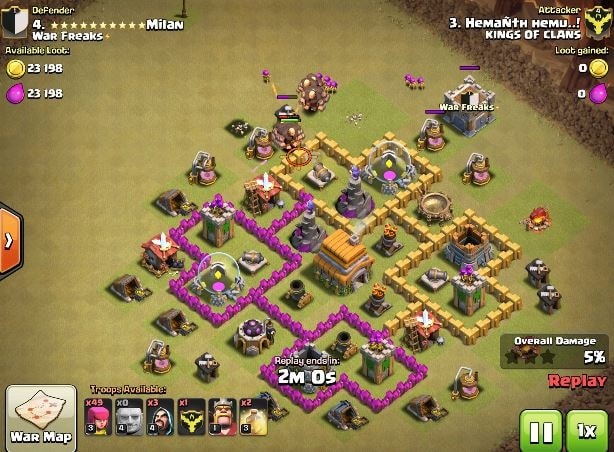 Clash of Clans Strategie 01