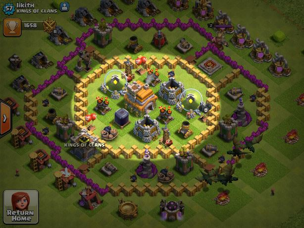 Clash of Clans tips en tricks