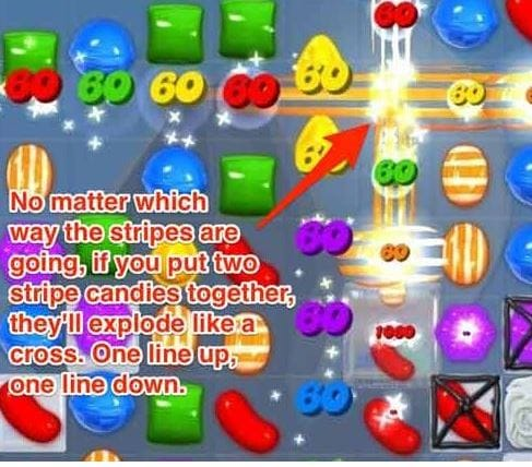 candy crush saga tip